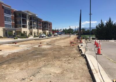 Colorado Mesa University street improvements