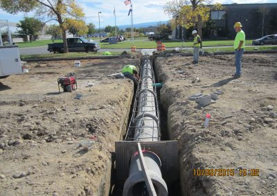 Xcel pipeline
